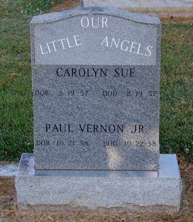 WAMSLEY, PAUL VERNON, JR - Gallia County, Ohio | PAUL VERNON, JR WAMSLEY - Ohio Gravestone Photos