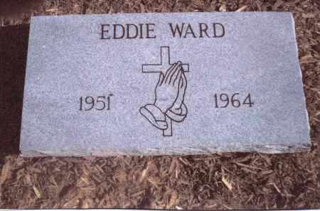 WARD, EDDIE - Gallia County, Ohio | EDDIE WARD - Ohio Gravestone Photos