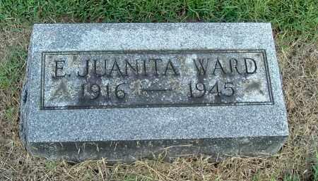 WARD, E JUANITA - Gallia County, Ohio | E JUANITA WARD - Ohio Gravestone Photos