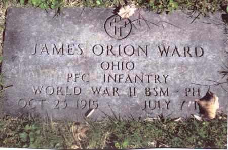 WARD, JAMES ORION - Gallia County, Ohio | JAMES ORION WARD - Ohio Gravestone Photos