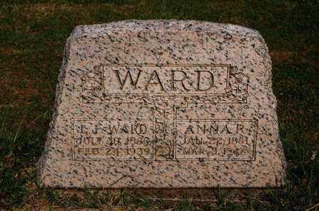 WARD, L FRANKLIN - Gallia County, Ohio | L FRANKLIN WARD - Ohio Gravestone Photos