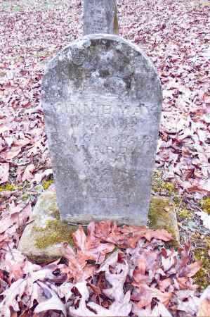WARD, MINNIE MAY - Gallia County, Ohio | MINNIE MAY WARD - Ohio Gravestone Photos