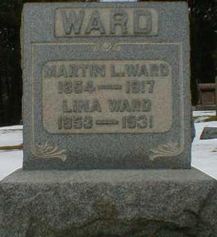 WARD, MARTIN - Gallia County, Ohio | MARTIN WARD - Ohio Gravestone Photos