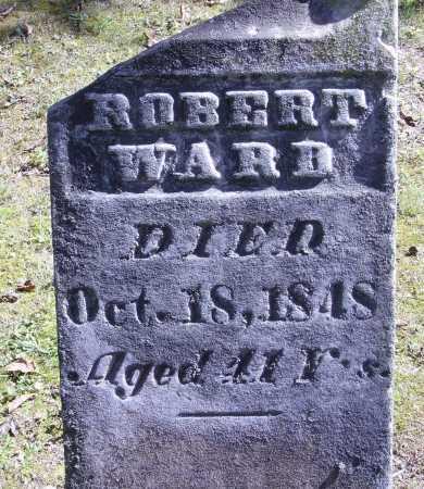WARD, ROBERT - Gallia County, Ohio | ROBERT WARD - Ohio Gravestone Photos