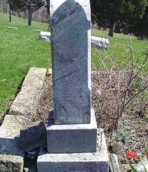 WEED, TRACY H. - Gallia County, Ohio | TRACY H. WEED - Ohio Gravestone Photos