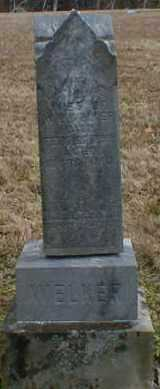 MALABY WELKER, LAURA - Gallia County, Ohio | LAURA MALABY WELKER - Ohio Gravestone Photos