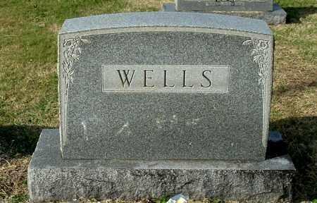 WELLS, FAMILY MONUMENT - Gallia County, Ohio   FAMILY MONUMENT WELLS - Ohio Gravestone Photos