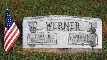 WERNER, EARL R - Gallia County, Ohio | EARL R WERNER - Ohio Gravestone Photos
