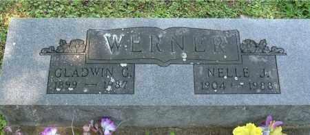 WERNER, NELLE J - Gallia County, Ohio   NELLE J WERNER - Ohio Gravestone Photos