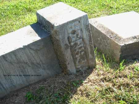 WERNER, MONUMENT - Gallia County, Ohio | MONUMENT WERNER - Ohio Gravestone Photos