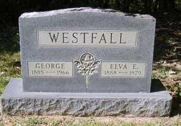 WESTFALL, ELVA - Gallia County, Ohio | ELVA WESTFALL - Ohio Gravestone Photos