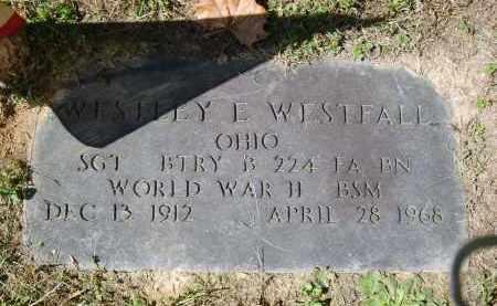 WESTFALL, WESTLEY - Gallia County, Ohio   WESTLEY WESTFALL - Ohio Gravestone Photos