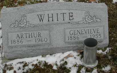 WHITE, ARTHUR - Gallia County, Ohio | ARTHUR WHITE - Ohio Gravestone Photos