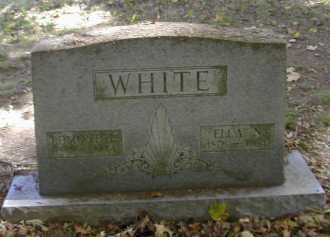 WHITE, EDMOND - Gallia County, Ohio | EDMOND WHITE - Ohio Gravestone Photos