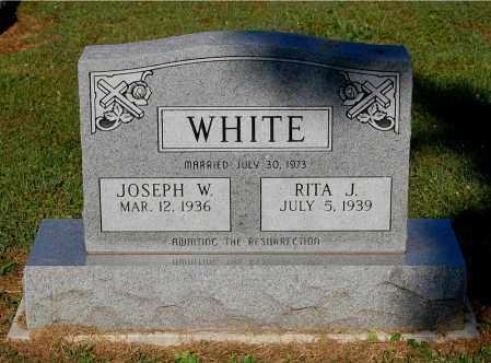 WHITE, RITA J - Gallia County, Ohio   RITA J WHITE - Ohio Gravestone Photos