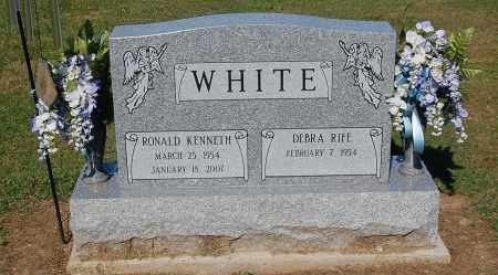 RIFE WHITE, DEBRA - Gallia County, Ohio | DEBRA RIFE WHITE - Ohio Gravestone Photos