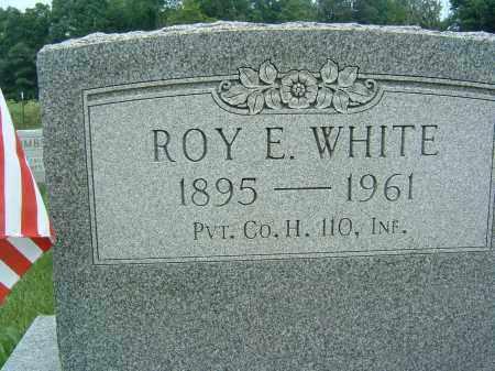 WHITE, ROY F. - Gallia County, Ohio | ROY F. WHITE - Ohio Gravestone Photos