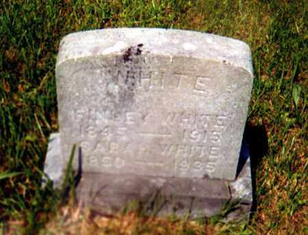 WHITE, WILLIAM - Gallia County, Ohio   WILLIAM WHITE - Ohio Gravestone Photos
