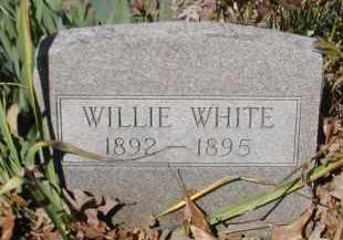 WHITE, WILLIE - Gallia County, Ohio | WILLIE WHITE - Ohio Gravestone Photos