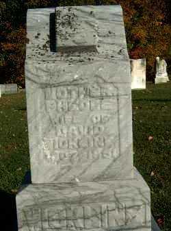 WICKLINE, PHOEBE - Gallia County, Ohio | PHOEBE WICKLINE - Ohio Gravestone Photos