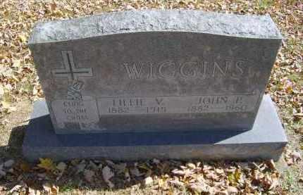 WIGGINS, JOHN - Gallia County, Ohio | JOHN WIGGINS - Ohio Gravestone Photos