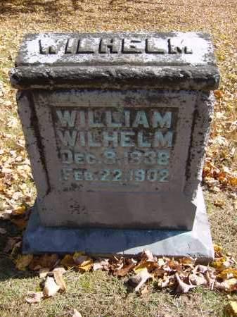 WILHELM, WILLIAM - Gallia County, Ohio   WILLIAM WILHELM - Ohio Gravestone Photos