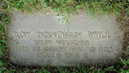 WILL, ROY DONOVAN - Gallia County, Ohio | ROY DONOVAN WILL - Ohio Gravestone Photos