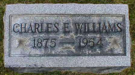 WILLIAMS, CHARLES - Gallia County, Ohio   CHARLES WILLIAMS - Ohio Gravestone Photos