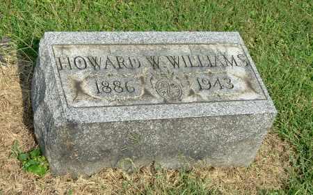 WILLIAMS, HOWARD WESLEY - Gallia County, Ohio   HOWARD WESLEY WILLIAMS - Ohio Gravestone Photos