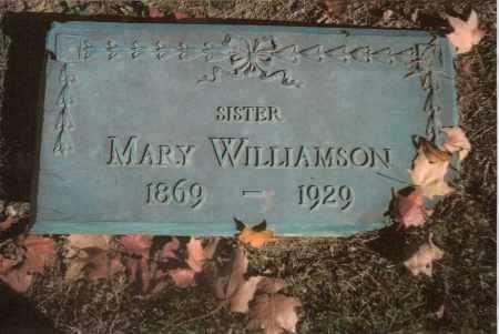 WILLIAMSON, MARY - Gallia County, Ohio | MARY WILLIAMSON - Ohio Gravestone Photos