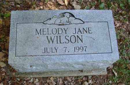 WILSON, MELODY - Gallia County, Ohio   MELODY WILSON - Ohio Gravestone Photos