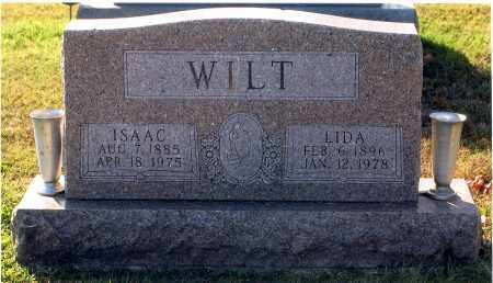 WILT, LIDA - Gallia County, Ohio | LIDA WILT - Ohio Gravestone Photos