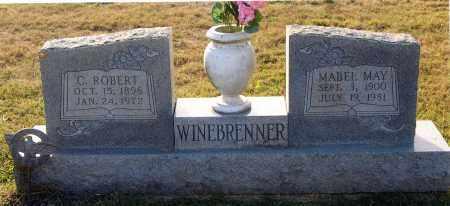 WINEBRENNER, MABEL MAY - Gallia County, Ohio   MABEL MAY WINEBRENNER - Ohio Gravestone Photos
