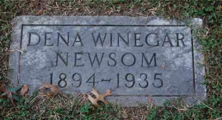 WINEGAR-NEWSOM, DENA - Gallia County, Ohio | DENA WINEGAR-NEWSOM - Ohio Gravestone Photos