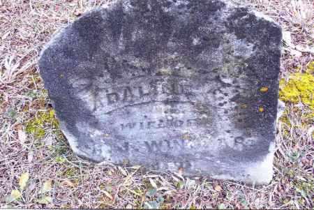 WINEGAR, ADALINE C. - Gallia County, Ohio | ADALINE C. WINEGAR - Ohio Gravestone Photos