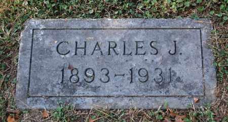 WINEGAR, CHARLES J - Gallia County, Ohio | CHARLES J WINEGAR - Ohio Gravestone Photos