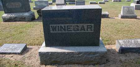 WINEGAR, FAMILY MONUMENT #2 - Gallia County, Ohio | FAMILY MONUMENT #2 WINEGAR - Ohio Gravestone Photos