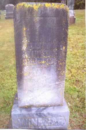 WINEGAR, WILLIAM H. - Gallia County, Ohio   WILLIAM H. WINEGAR - Ohio Gravestone Photos