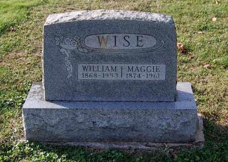 WISE, WILLIAM - Gallia County, Ohio | WILLIAM WISE - Ohio Gravestone Photos