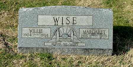 WISE, MARGARET - Gallia County, Ohio   MARGARET WISE - Ohio Gravestone Photos