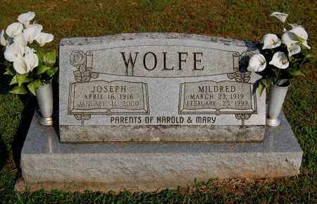 WOLFE, MILDRED - Gallia County, Ohio | MILDRED WOLFE - Ohio Gravestone Photos