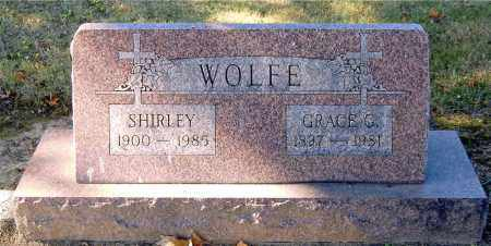 WOLFE, SHIRLEY - Gallia County, Ohio | SHIRLEY WOLFE - Ohio Gravestone Photos