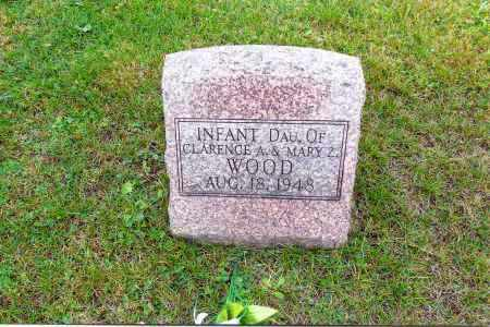 WOOD, INFANT DAUGHTER - Gallia County, Ohio | INFANT DAUGHTER WOOD - Ohio Gravestone Photos