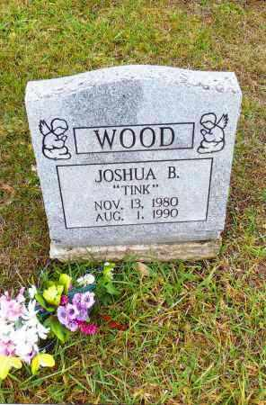 WOOD, JOSHUA B. - Gallia County, Ohio | JOSHUA B. WOOD - Ohio Gravestone Photos