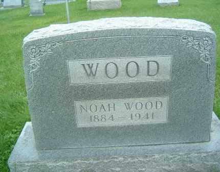 WOOD, NOAH - Gallia County, Ohio | NOAH WOOD - Ohio Gravestone Photos