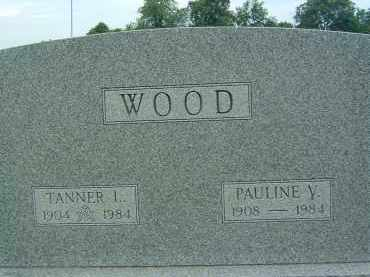 WOOD, TANNER L. - Gallia County, Ohio | TANNER L. WOOD - Ohio Gravestone Photos