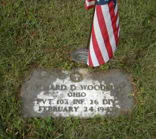 WOODRUM, RICHARD - Gallia County, Ohio | RICHARD WOODRUM - Ohio Gravestone Photos