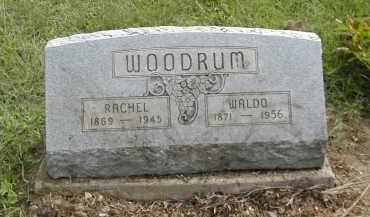 WOODRUM, RACHEL - Gallia County, Ohio | RACHEL WOODRUM - Ohio Gravestone Photos