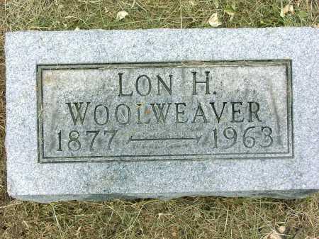 WOOLWEAVER, ALONZO HENRY - Gallia County, Ohio | ALONZO HENRY WOOLWEAVER - Ohio Gravestone Photos