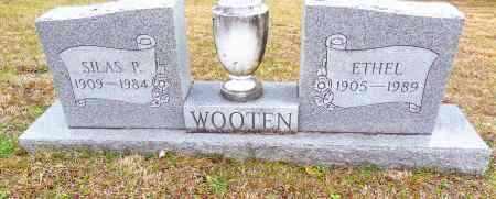 WOOTEN, SILAS P. - Gallia County, Ohio | SILAS P. WOOTEN - Ohio Gravestone Photos